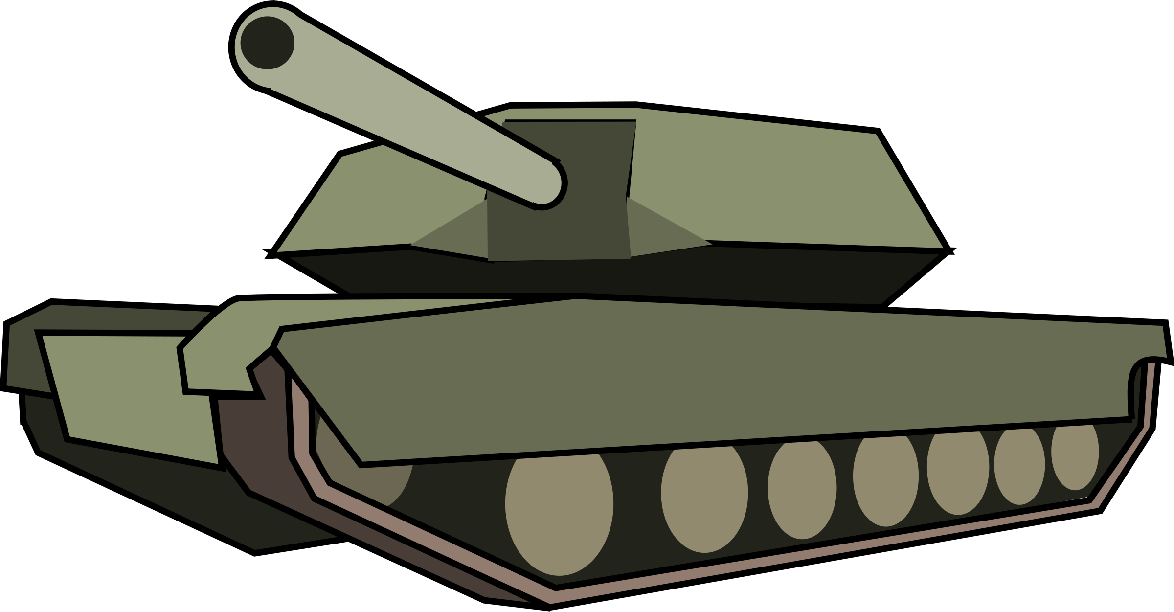 Tank clipart #5, Download drawings