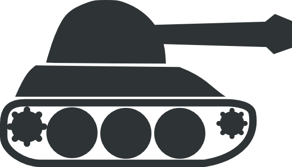 Tank clipart #14, Download drawings