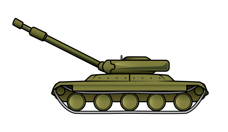 Tank clipart #18, Download drawings
