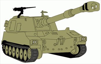 Tank clipart #11, Download drawings