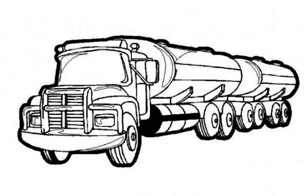 Tanker coloring #9, Download drawings