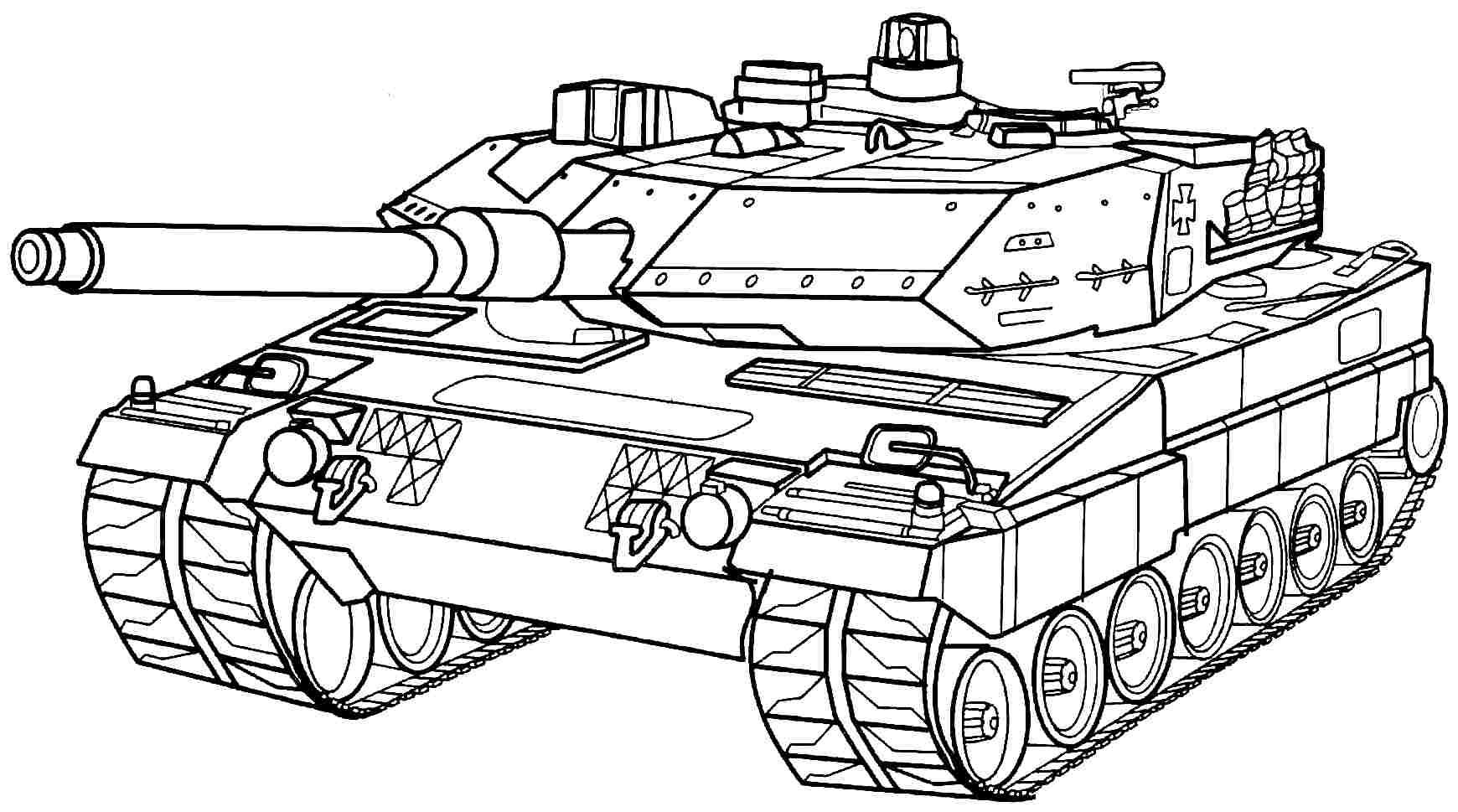 Tanker coloring #7, Download drawings