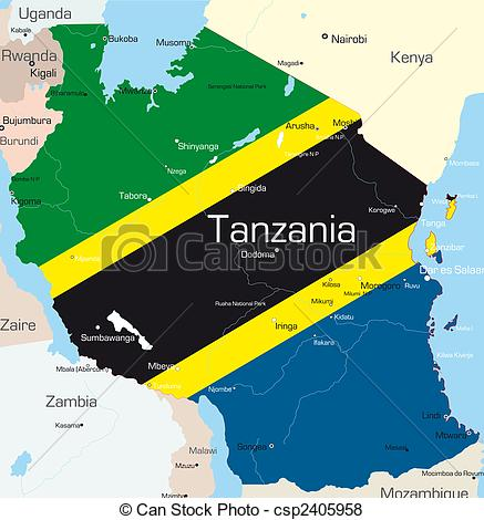 Tanzania clipart #8, Download drawings
