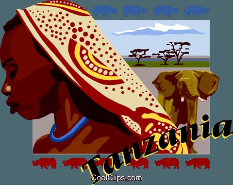 Tanzania clipart #13, Download drawings