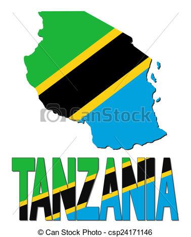 Tanzania clipart #6, Download drawings