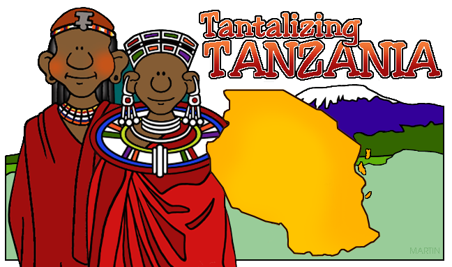Tanzania clipart #5, Download drawings