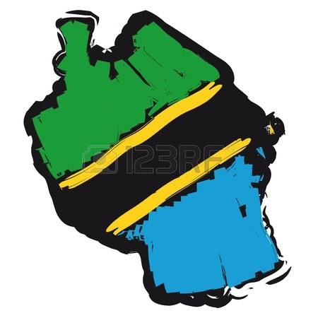 Tanzania clipart #11, Download drawings