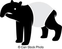 Tapir clipart #15, Download drawings