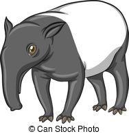 Tapir clipart #19, Download drawings