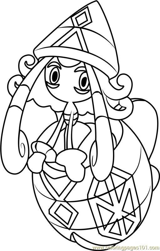 Tapu coloring #1, Download drawings