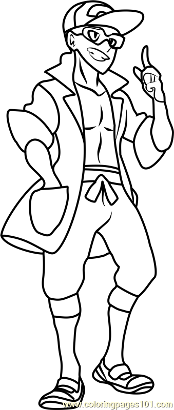 Tapu coloring #20, Download drawings