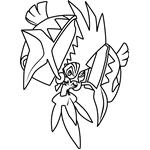 Tapu coloring #6, Download drawings
