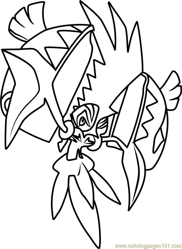 Tapu coloring #2, Download drawings