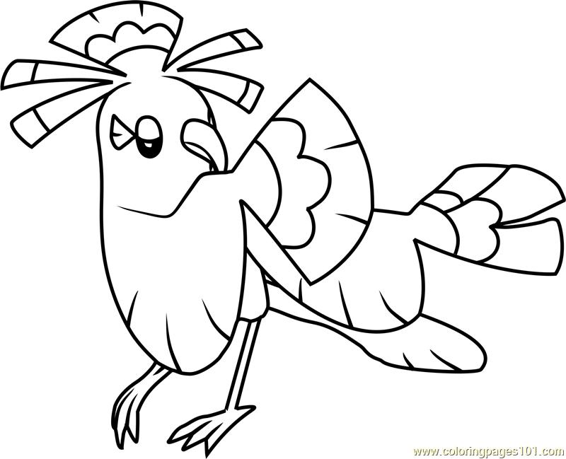 Tapu coloring #16, Download drawings