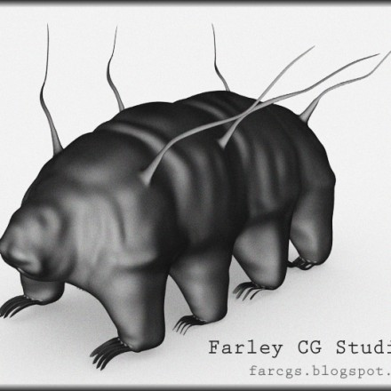 Tardigrade svg #15, Download drawings