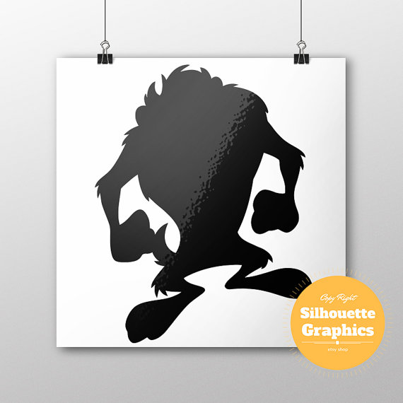 Tasmanian Devil svg #10, Download drawings