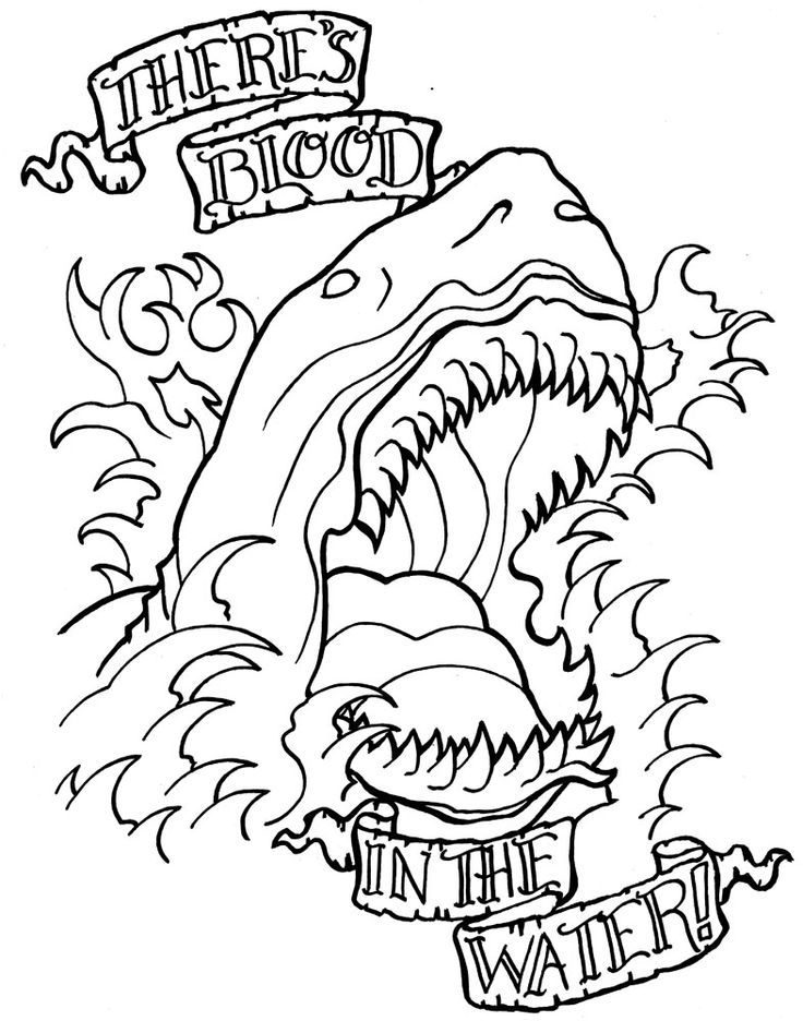 Tattoo coloring #10, Download drawings