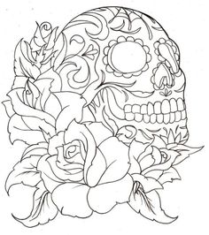 Tattoo coloring #8, Download drawings