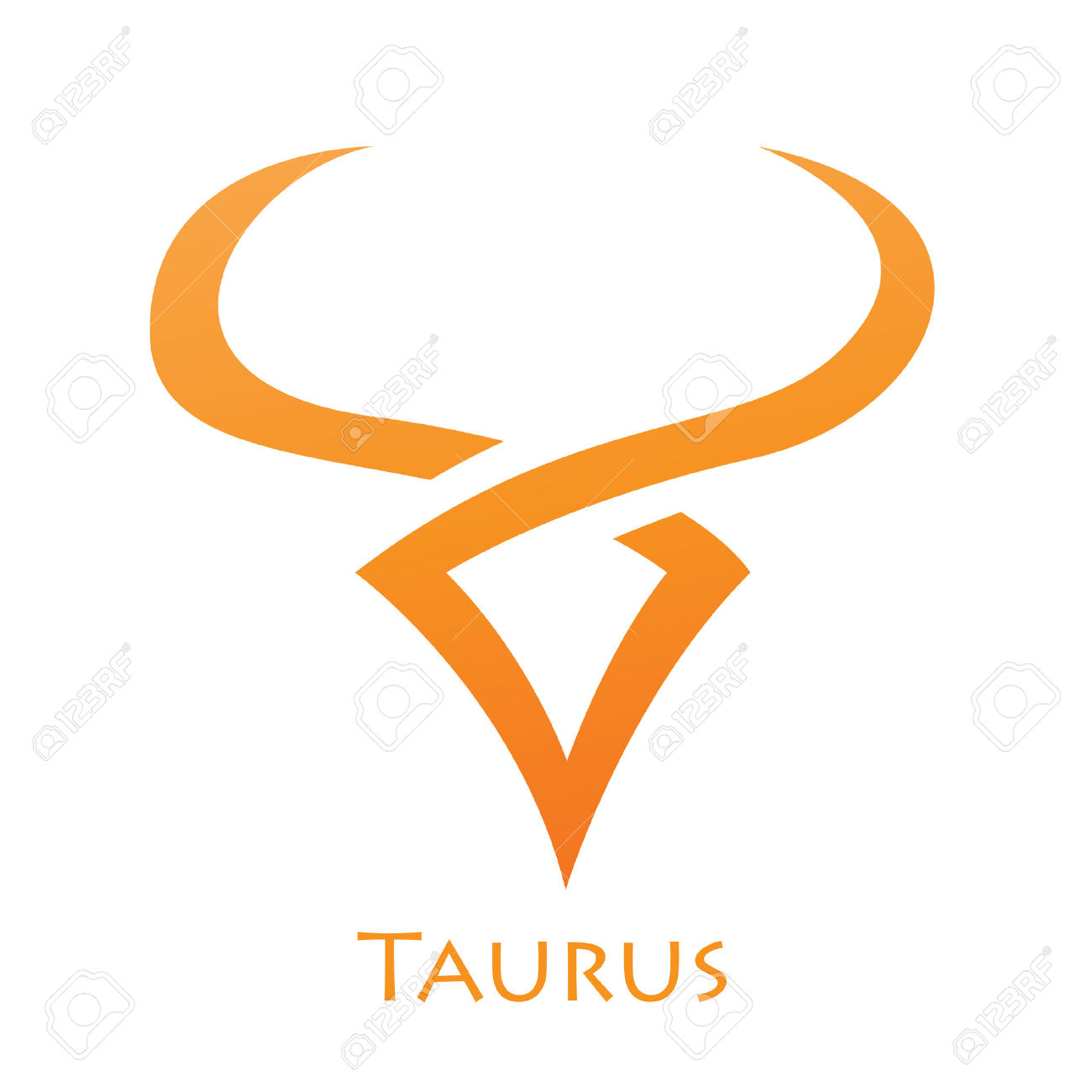 Taurus clipart #13, Download drawings