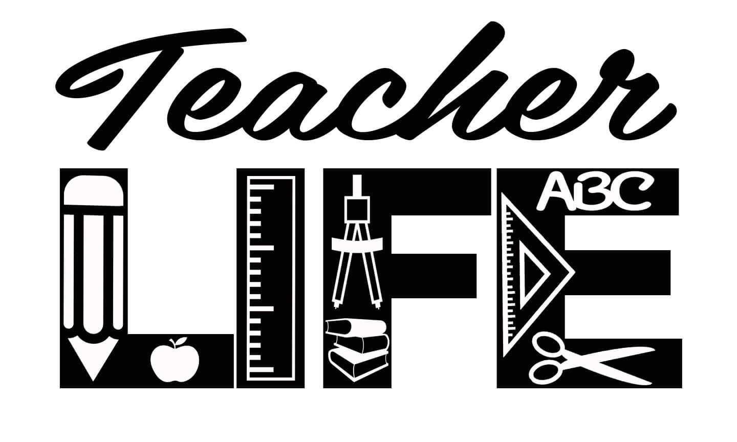 teacher life svg #137, Download drawings