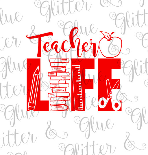 teacher life svg #136, Download drawings