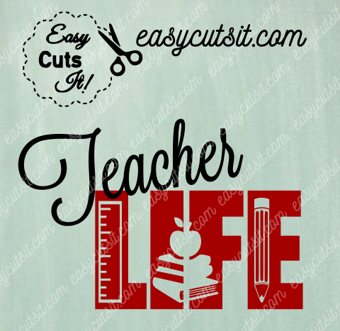 teacher life svg #131, Download drawings