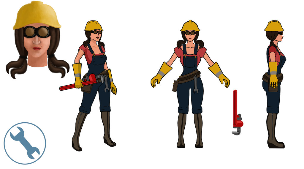 Team Fortress 2 clipart #16, Download drawings