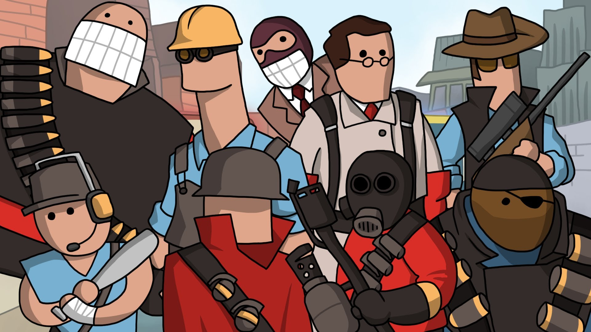 Team Fortress 2 clipart #20, Download drawings