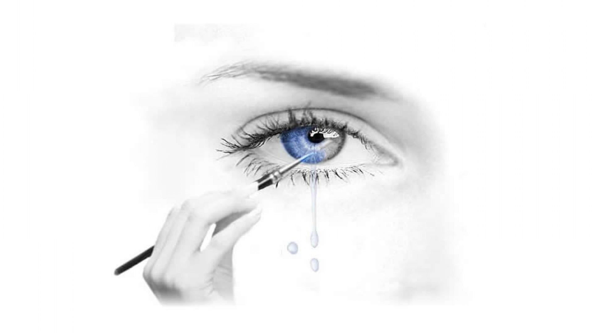 Tears coloring #3, Download drawings