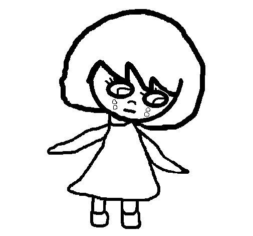 Tears coloring #10, Download drawings