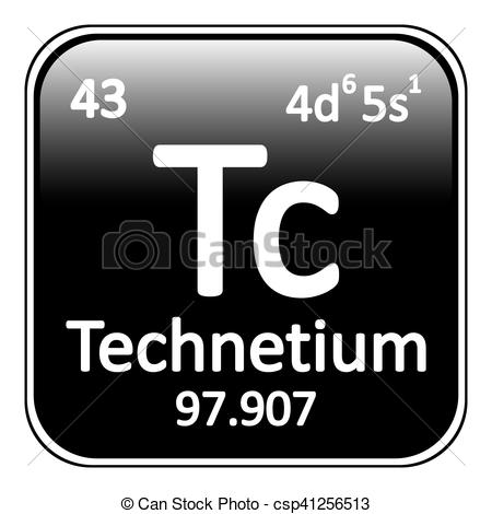 Technetium clipart #2, Download drawings