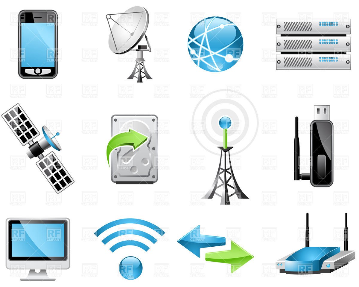 Technology clipart #4, Download drawings