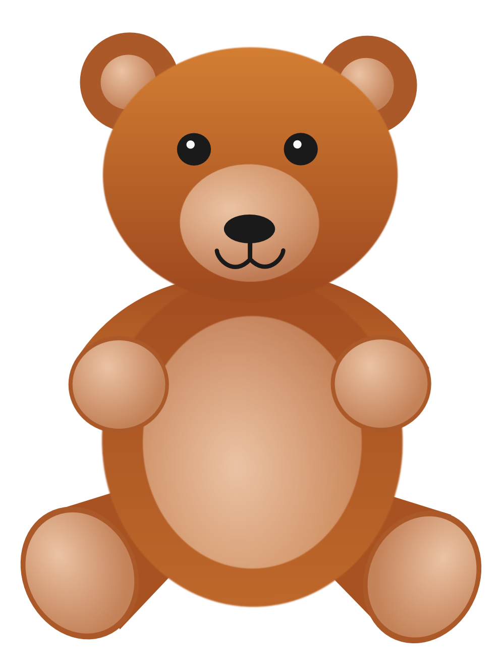 Teddy Bear clipart #4, Download drawings