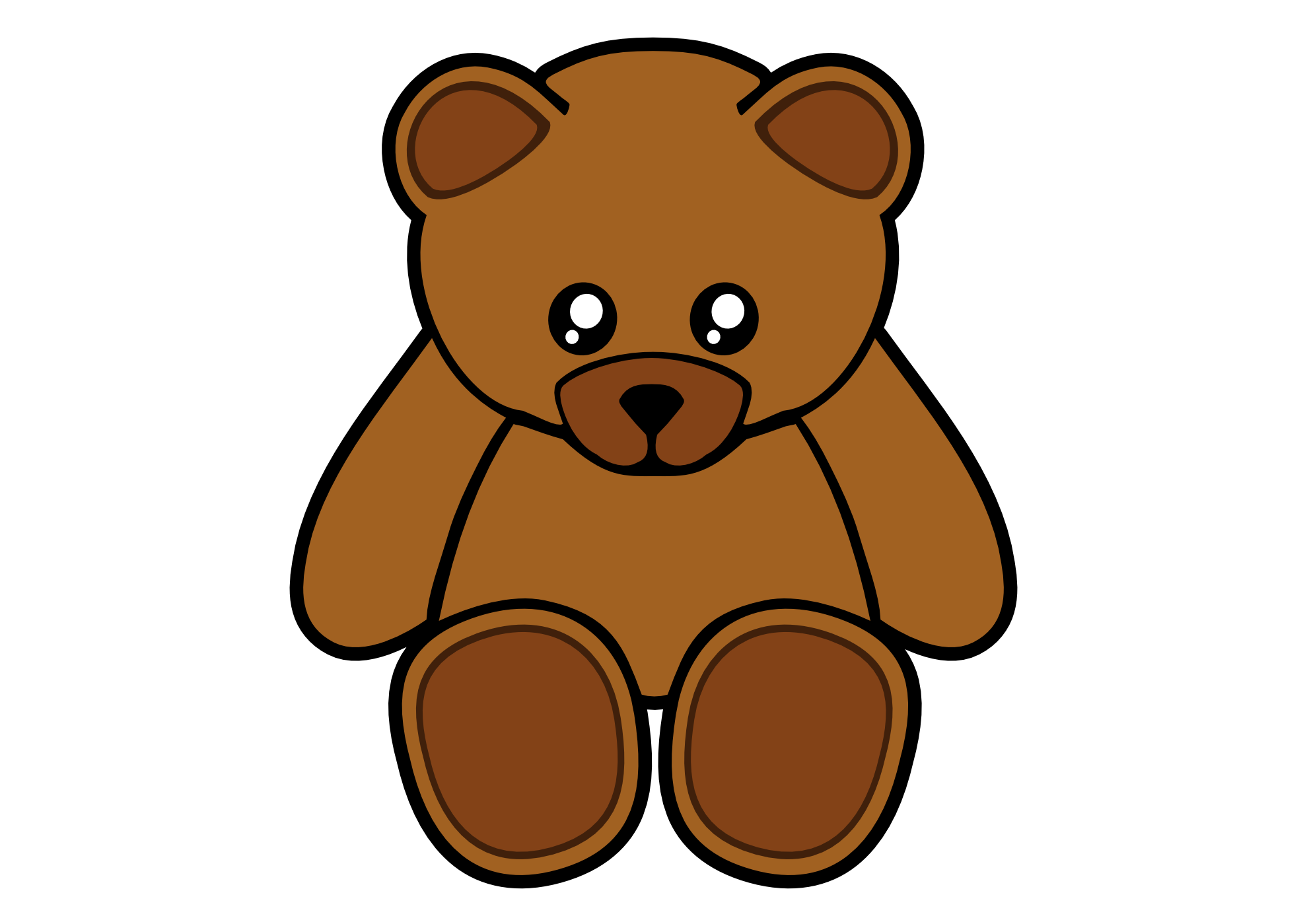 Teddy Bear clipart #9, Download drawings
