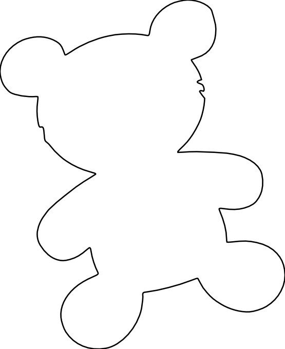 Teddy Bear svg #3, Download drawings