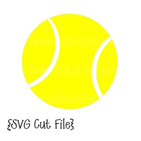 Tennis Ball svg #19, Download drawings