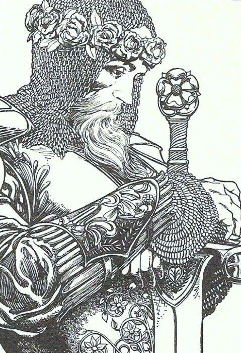 Templar coloring #10, Download drawings