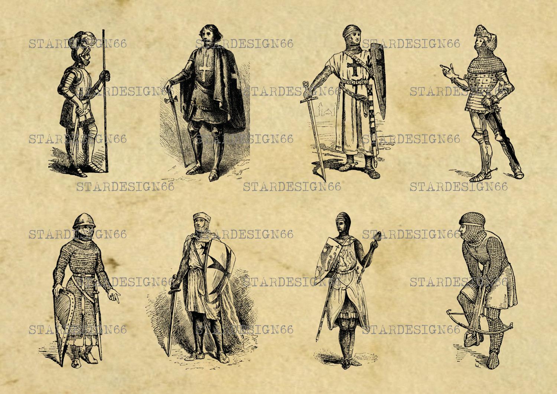 Medieval svg #5, Download drawings