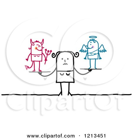 Temptation clipart #5, Download drawings