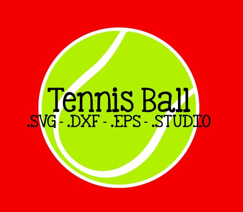 Tennis Ball svg #6, Download drawings