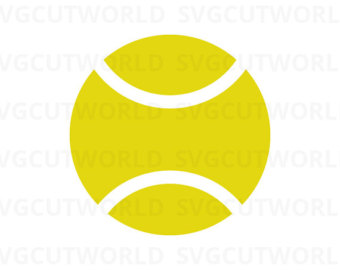 Tennis Ball svg #17, Download drawings