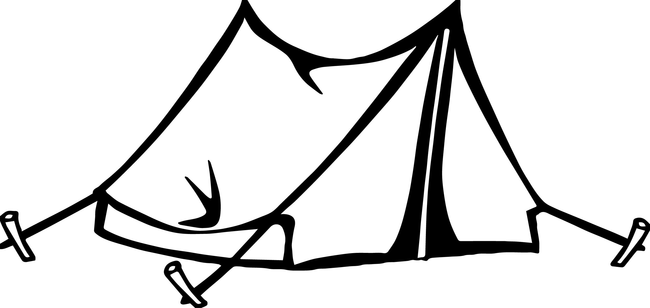 Tent Coloring, Download Tent Coloring
