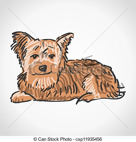 Terrier clipart #7, Download drawings