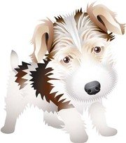 Terrier clipart #12, Download drawings