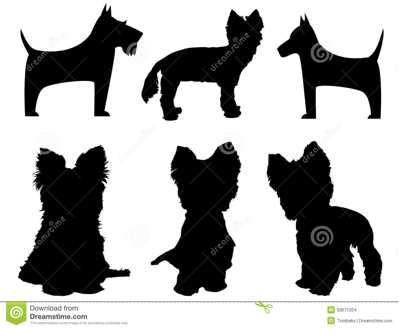 Terrier clipart #8, Download drawings
