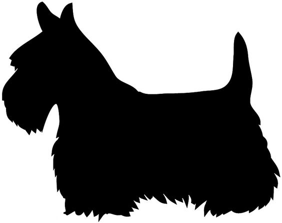 Terrier clipart #2, Download drawings