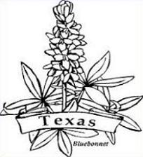 Texas Bluebonnets clipart #5, Download drawings