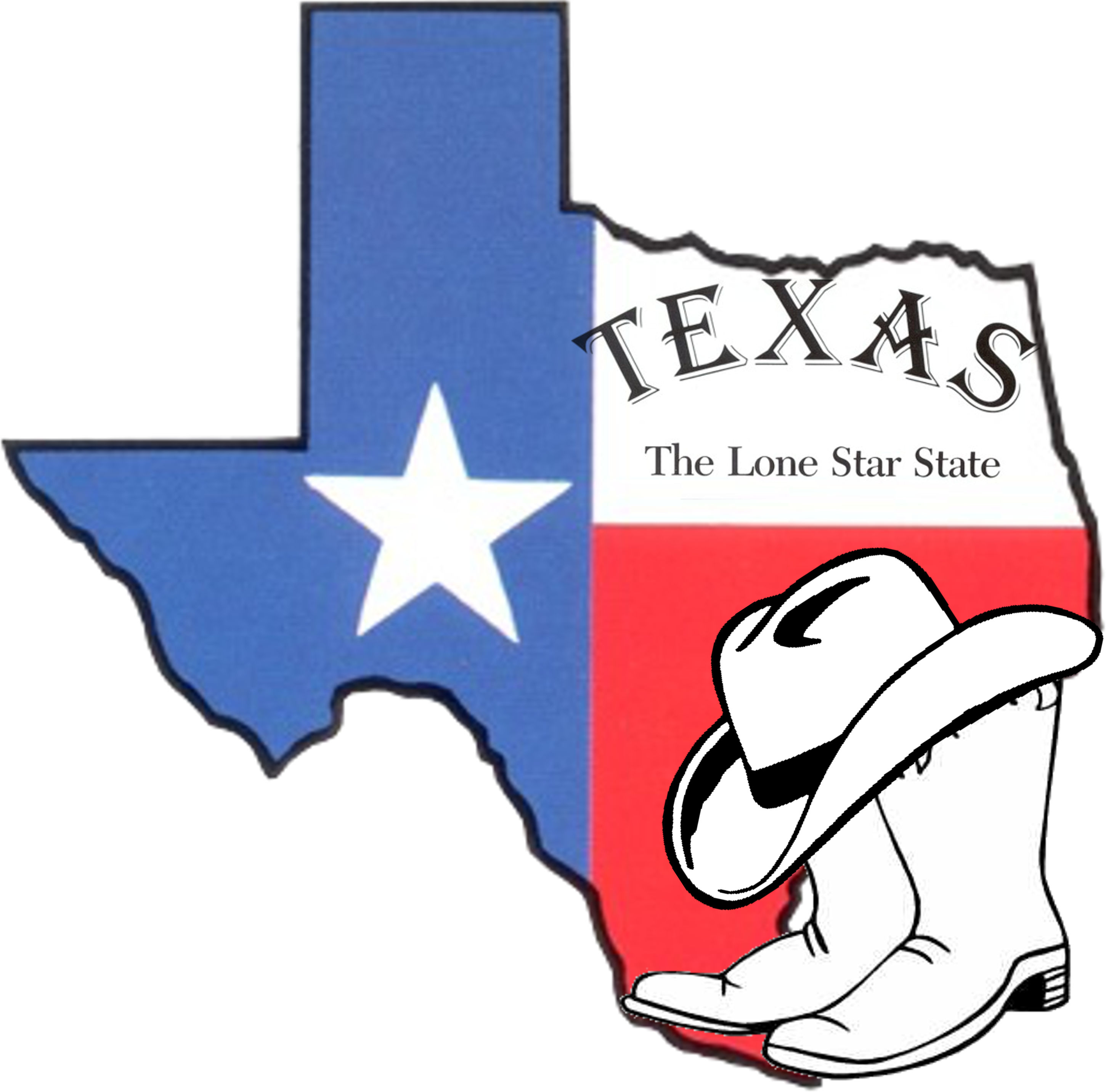 Texas clipart #3, Download drawings