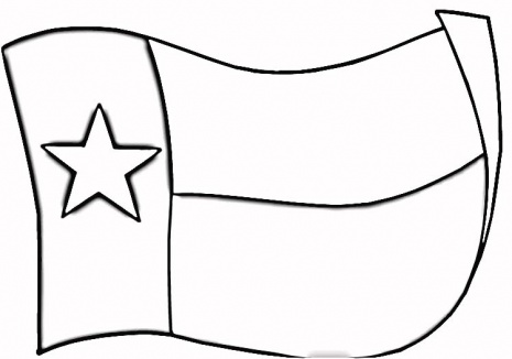 Texas coloring #1, Download drawings