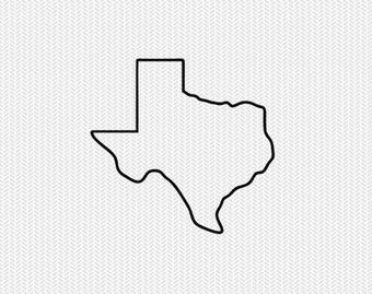 texas outline svg #555, Download drawings